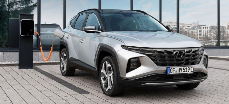 Hyundai Tucson Phev Portada
