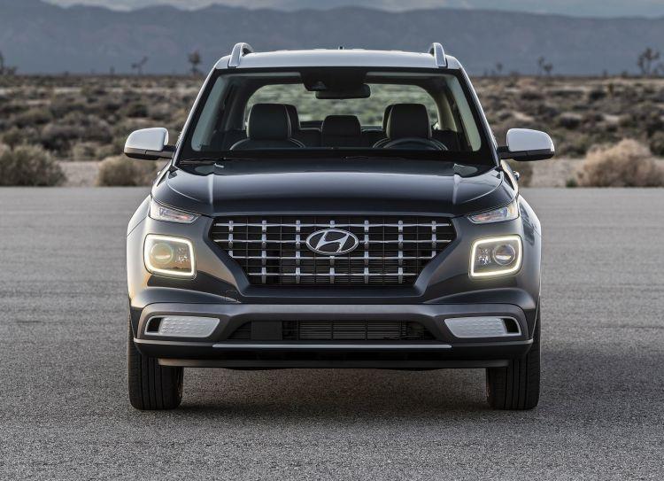 Hyundai Venue 2019 12