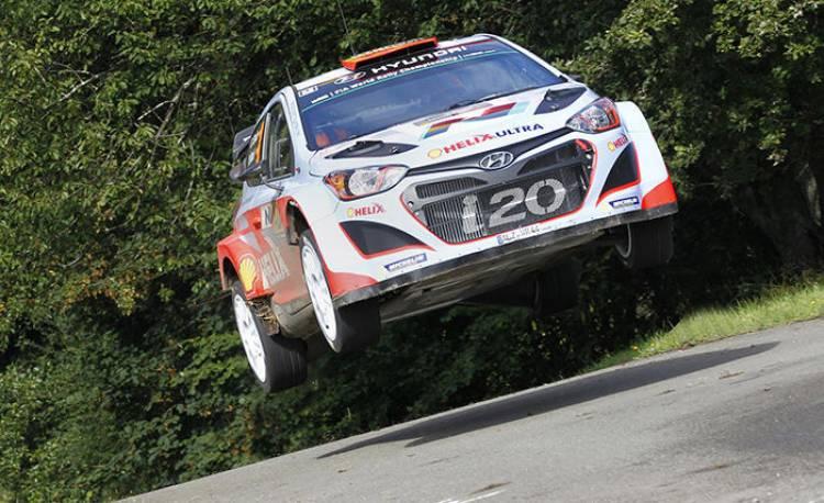 Dani Sordo renueva con Hyundai