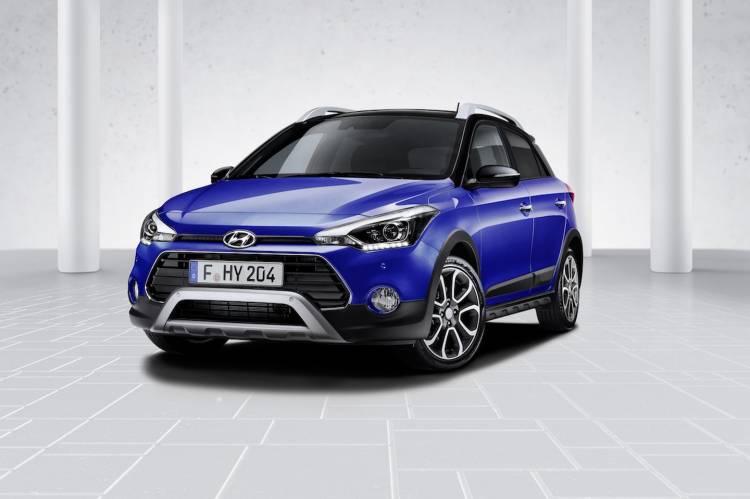 Hyundai I20 Active 2018 1