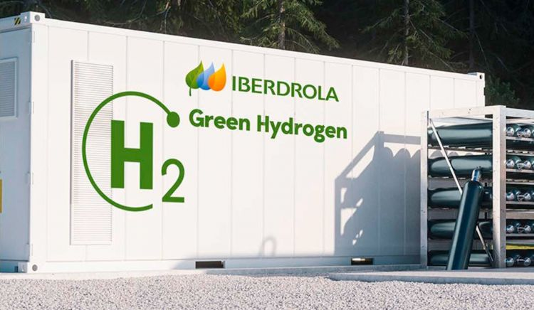 Iberdrola Hidrogeno Verde