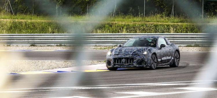 Imagenes Maserati Gran Turismo Junio 2021 Portada