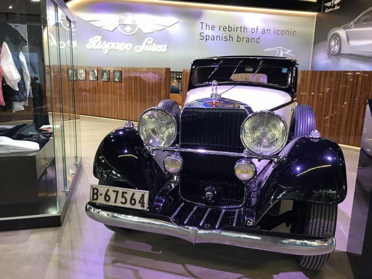 Hispano Suiza H6C