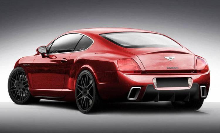 Bentley Continental GT por Imperium
