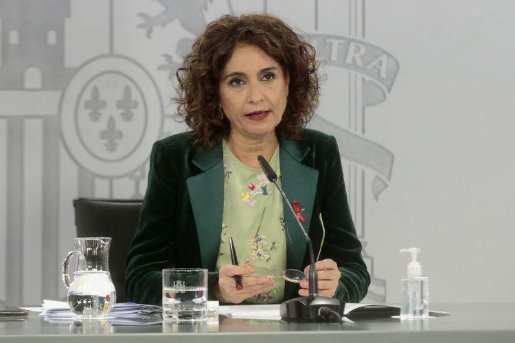 Impuesto Ministra Hacienda Maria Jesus Montero