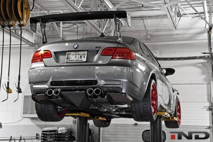 IND Distribution y el BMW M3 más japonés