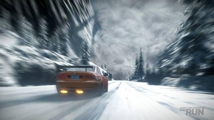 Need For Speed: The Run, corriendo de costa a costa de los Estados Unidos