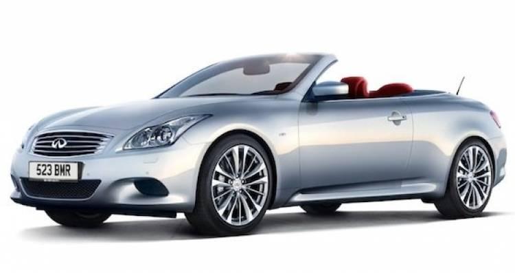 Infiniti G37 Cabrio 2011