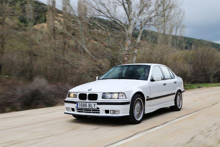 Informe Vehiculo Dgt Bmw Serie 3 E36