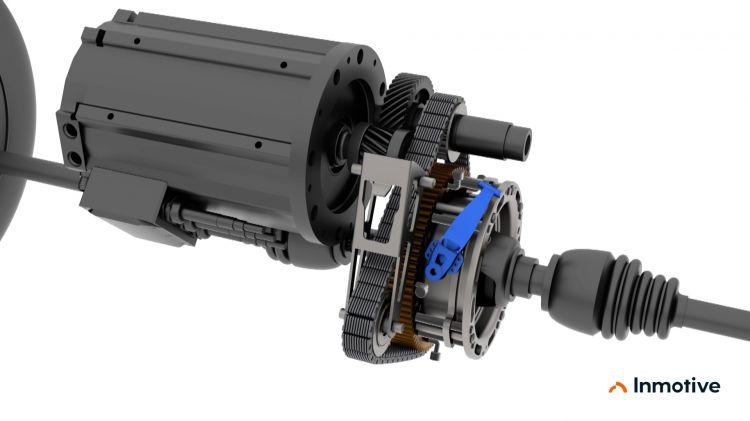 Inmotive Ingear Transmision Electrico 0621 01