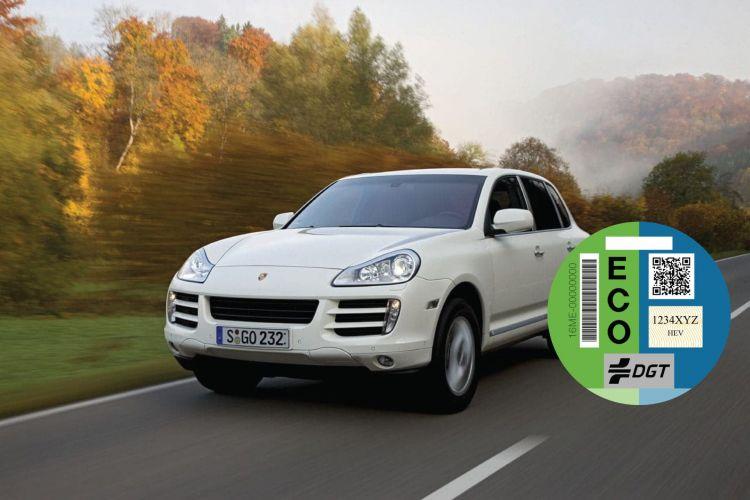 Instalar Conversion Glp Etiqueta Eco Porsche Cayenne 10
