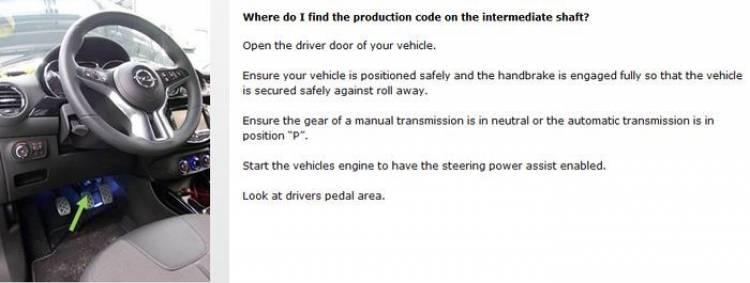 ¿Ha sido mi Opel Corsa o ADAM llamado a revisión?