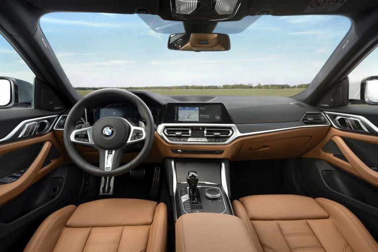 Interior Bmw Serie 4 Gran Coupe 22