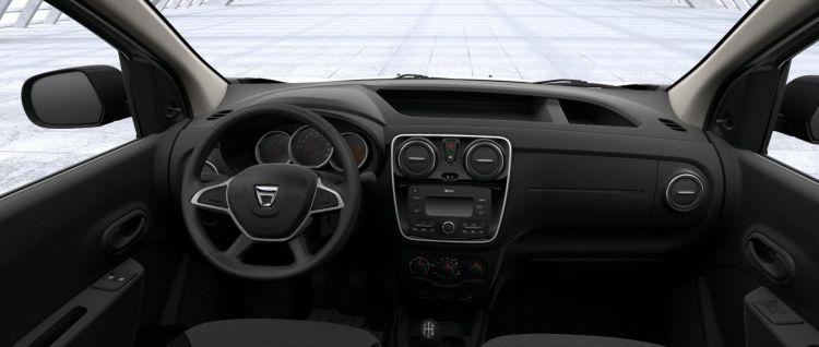 Interior Dacia Dokker Dm 1