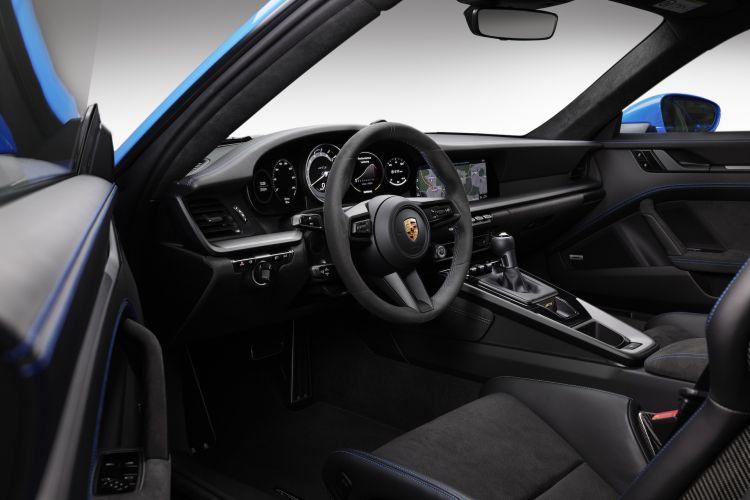 Interior Porsche 911 Gt3 992 2021 25