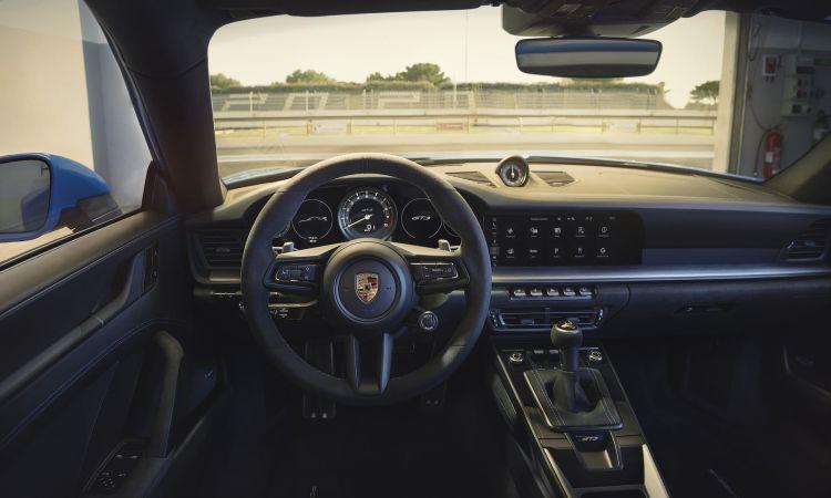 Interior Porsche 911 Gt3 992 2021 3