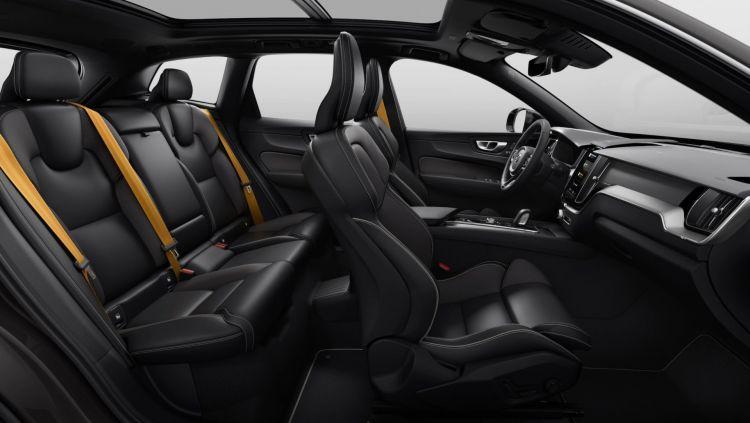 Interior Xc90 T8 2022