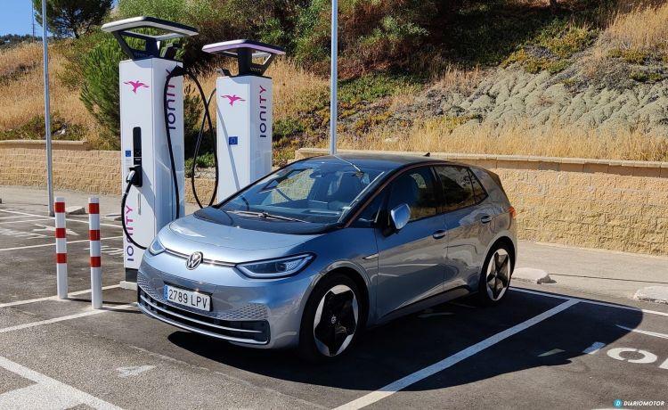 Ionity Volkswagen Id 3 0921 22