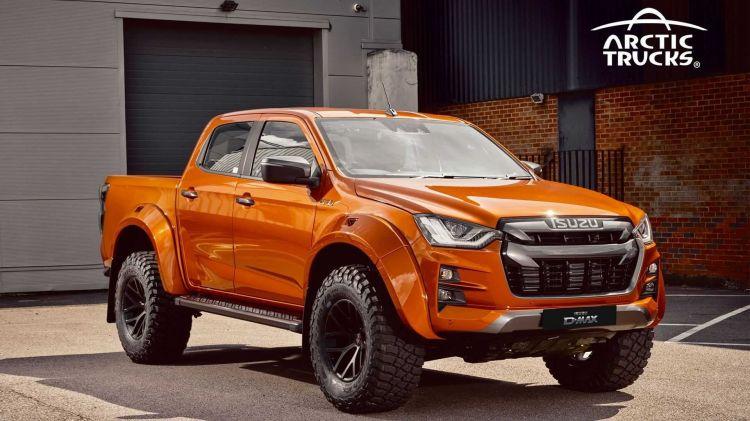 Isuzu D Max At35 Artic Trucks 0921 008