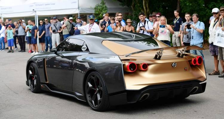 Italdesign Nissan Gt R50 0718 024