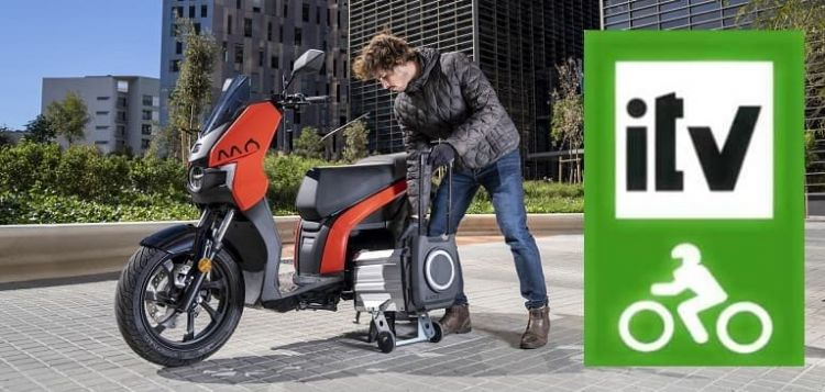 Itv Moto Electrica