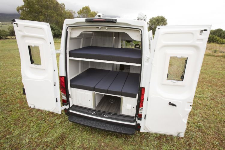 Iveco Daily Camper 2021 11