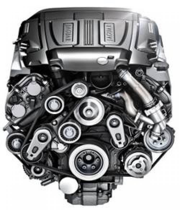 Motor V6 gasolina de 340 y 380 caballos