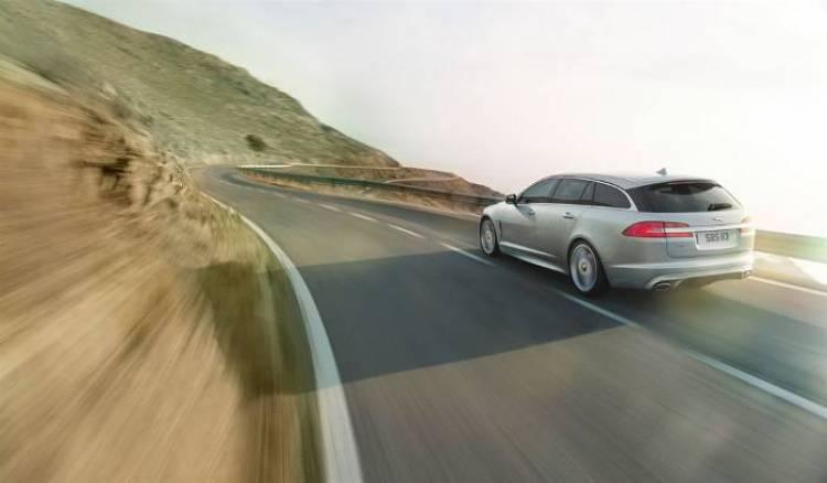 Jaguar XFR-S Sportbreak, el familiar deportivo de Jaguar podría estar listo para Ginebra