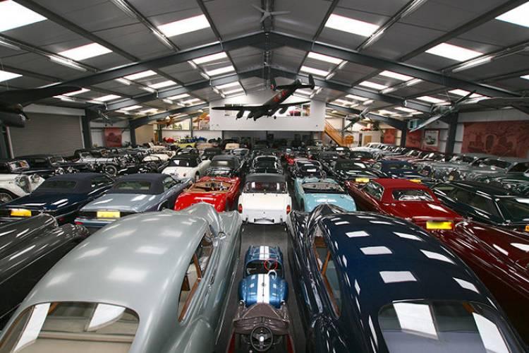 Colección de clásicos Jaguar