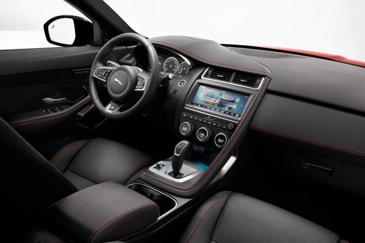 Interior Jaguar E-PACE