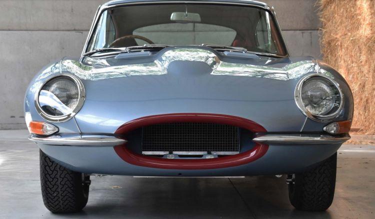 Jaguar E Type Restauracion Dm 8