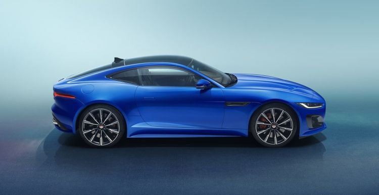 Jaguar F Type 2020 1219 004