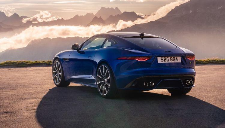 Jaguar F Type 2020 1219 007
