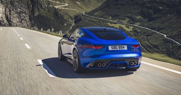 Jaguar F Type 2020 1219 013