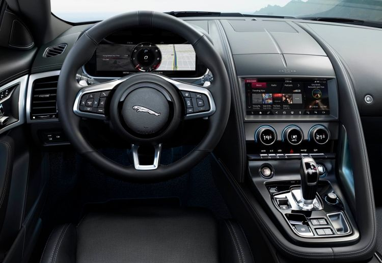 Interior Jaguar F Type 2020 1219 025