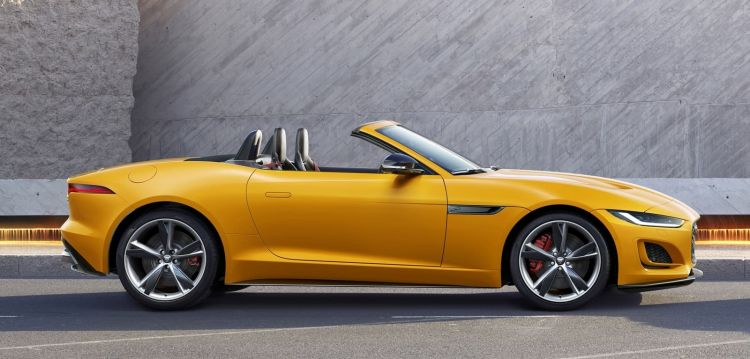 Jaguar F Type 2020 1219 029