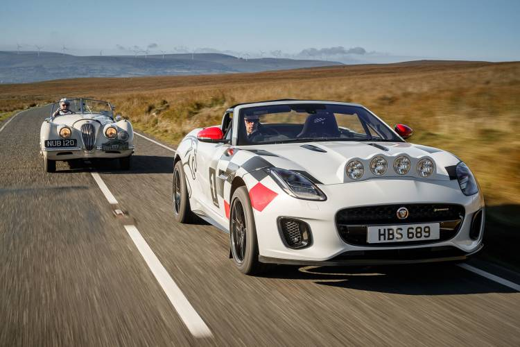 Jaguar F Type Rally 21
