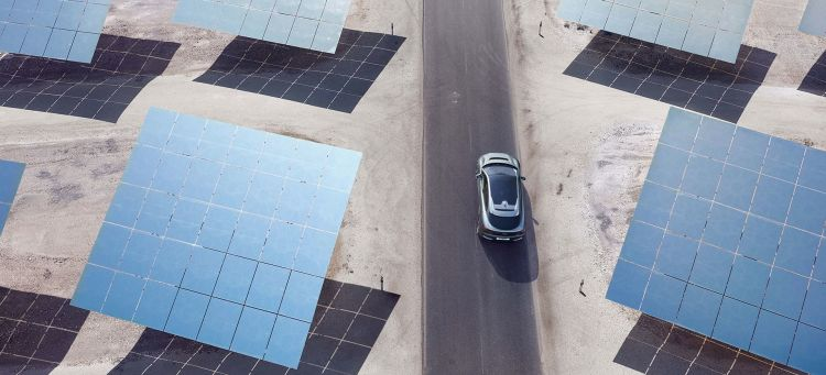 Jaguar I Pace Coche Electrico Emisiones Diesel Gasolina 2035