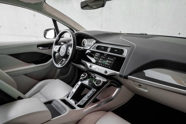 Jaguar I Pace Global Drive, Portugal, 2018