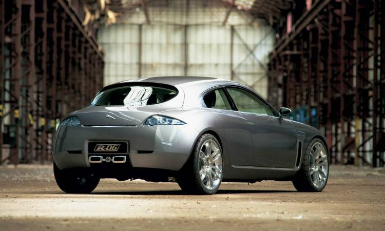 Jaguar R D6 02