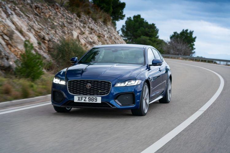 Jaguar Xf 2021 Mhev 07