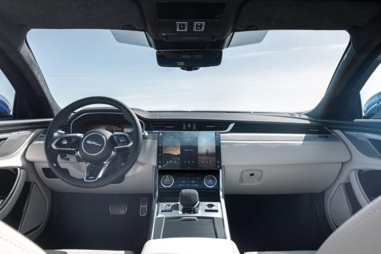 Jaguar Xf 2021 Mhev 14