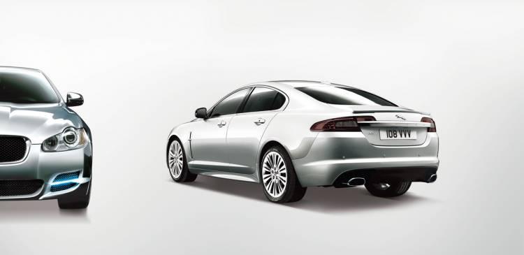 Jaguar XF 3.0D SV6