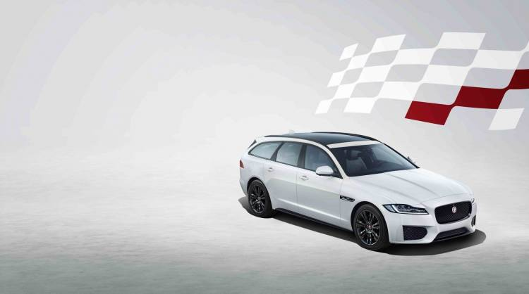 Jaguar Xf Chequered Flag 7