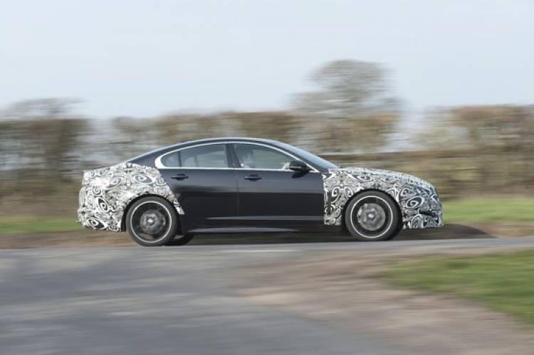 Jaguar XF 2.2 diesel