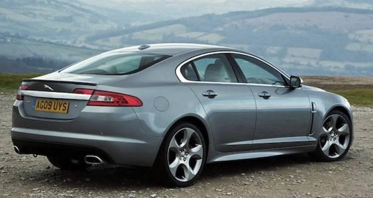 Jaguar XF Diesel S