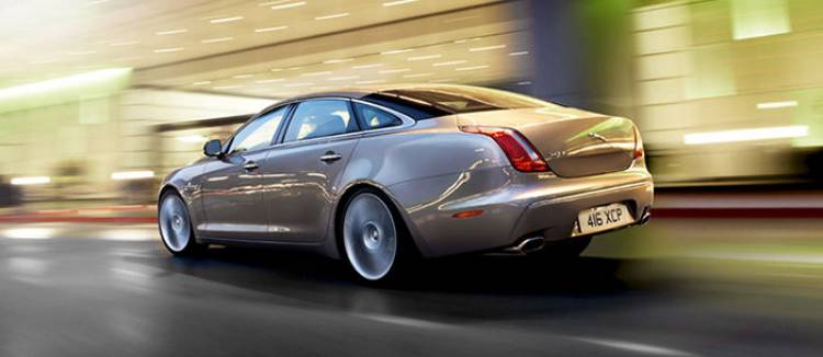 Jaguar XF y XJ AWD