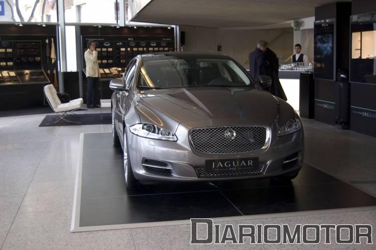 Jaguar XJ, presentación en Madrid