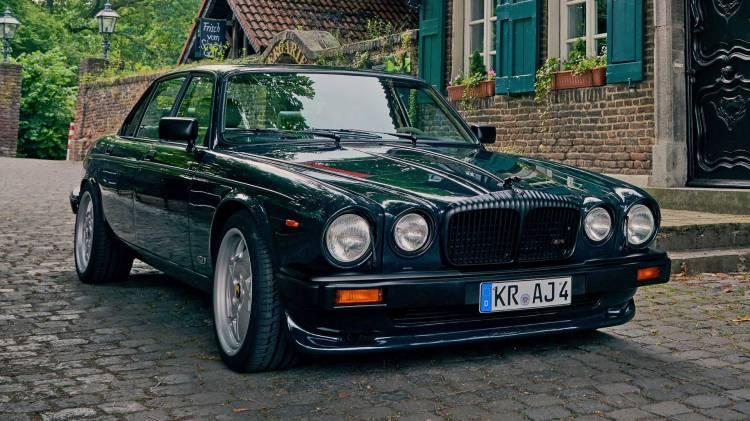 Jaguar Xj12 Arden 9