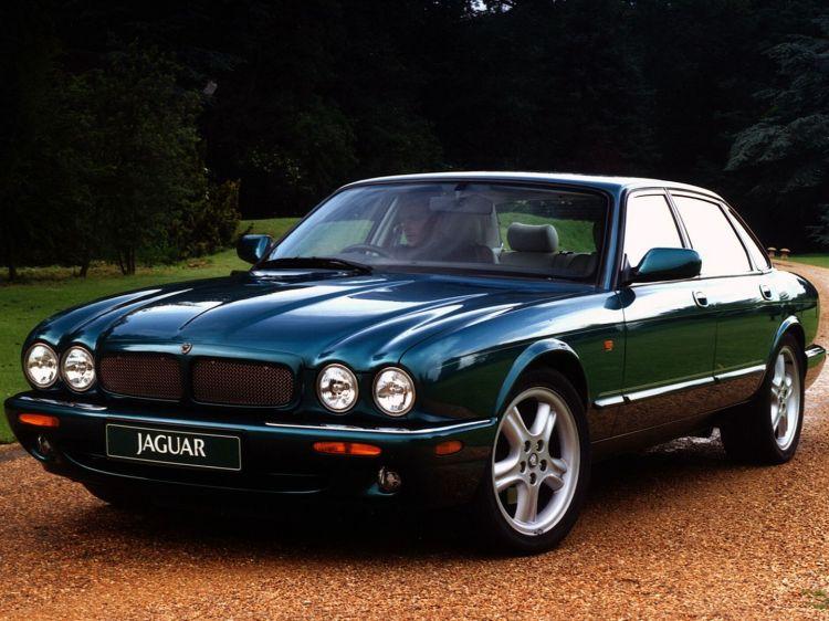 Jaguar Xjr Historia 1